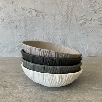 Tabak 'Leather Series' Dip Dish