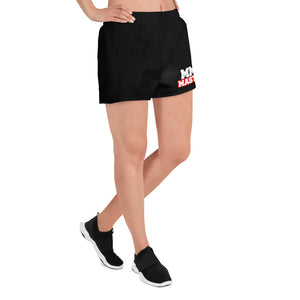 MMA MASTERS Women's Athletic Short Shorts