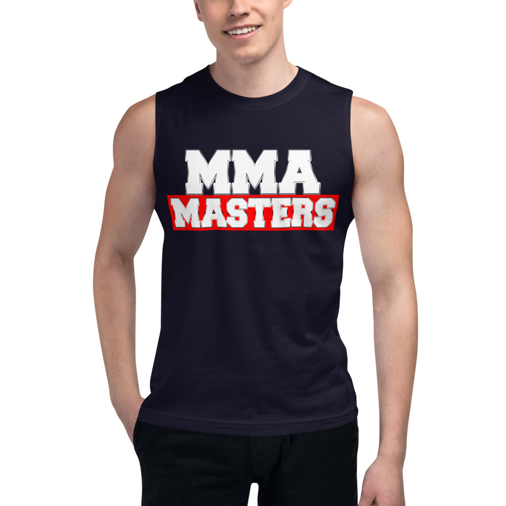 MMA MASTERS Muscle Shirt