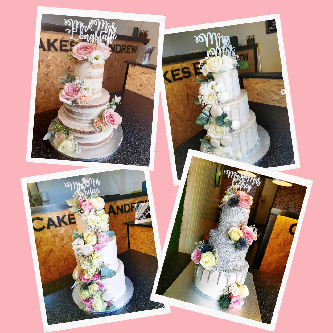 Cakes By Andrew Wedding Cakes