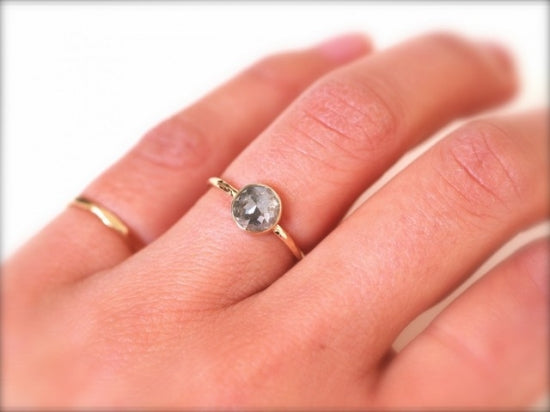 Luna Diamond Ring