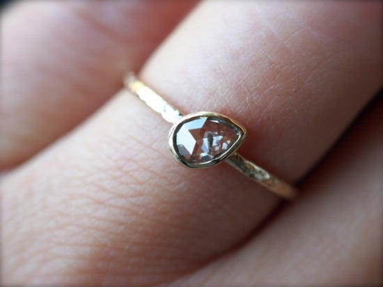 Reflections Of Your Soul Diamond Ring
