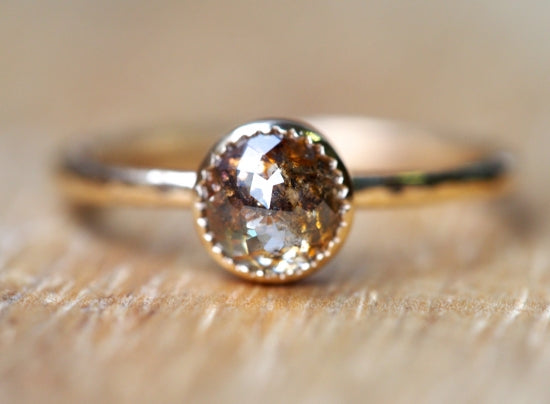 Element Of Nature Diamond Ring