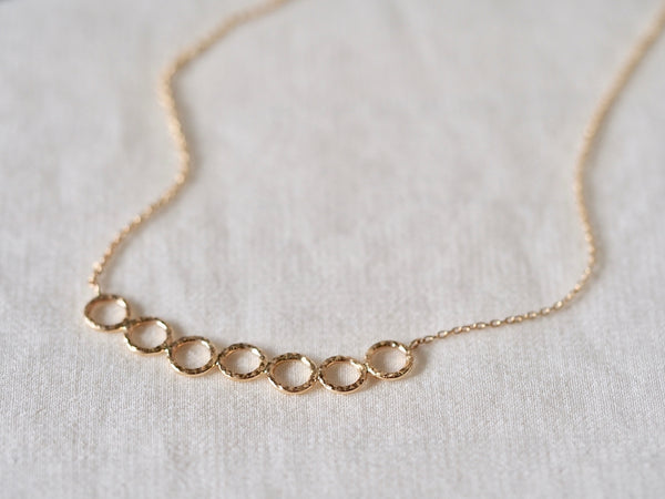 Seven Circles Necklace