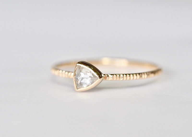 Fragment Diamond Ring