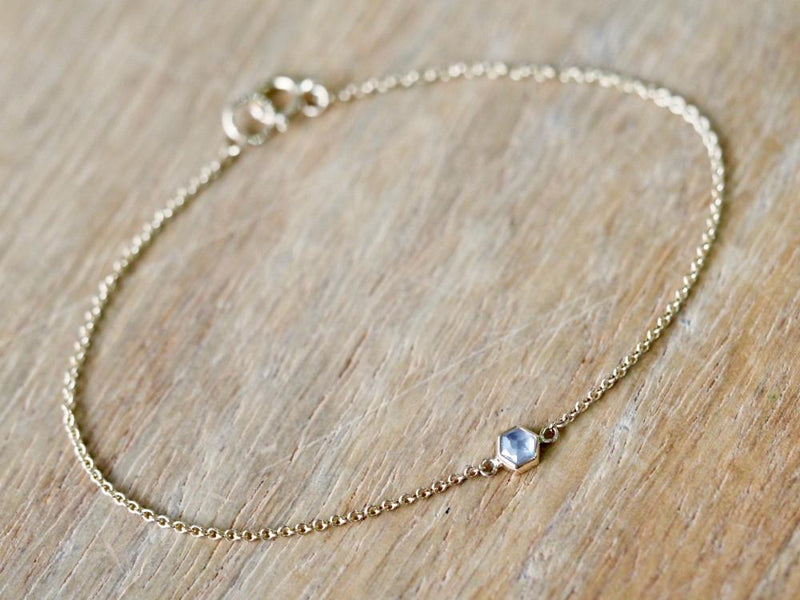 Crystal Of Snow Diamond Bracelet