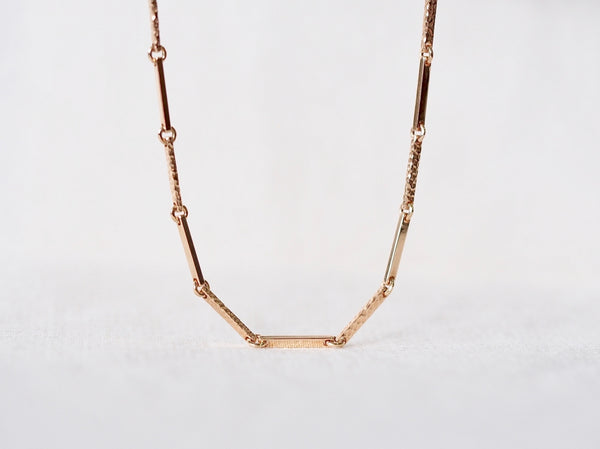 Repeated Bar Choker