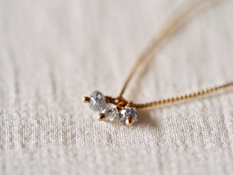 Three Little Stars Necklace