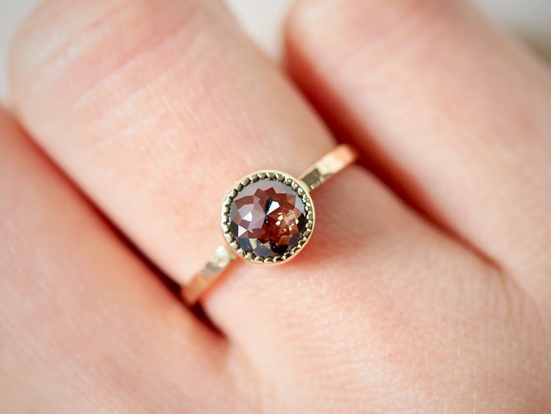 Cafe Noir Diamond Ring