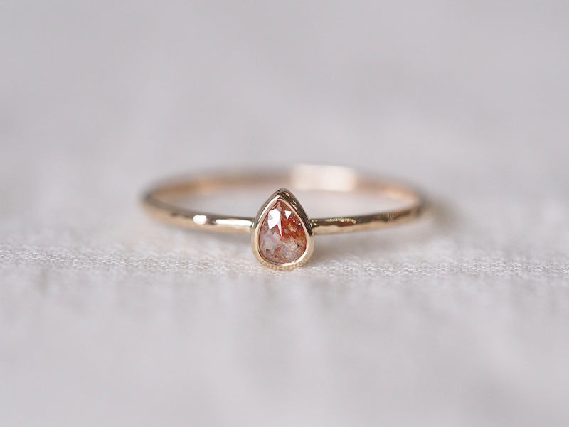 Baby Cherry Diamond Ring