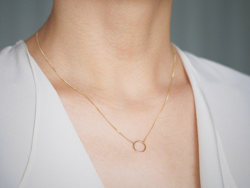 Calm Center Necklace
