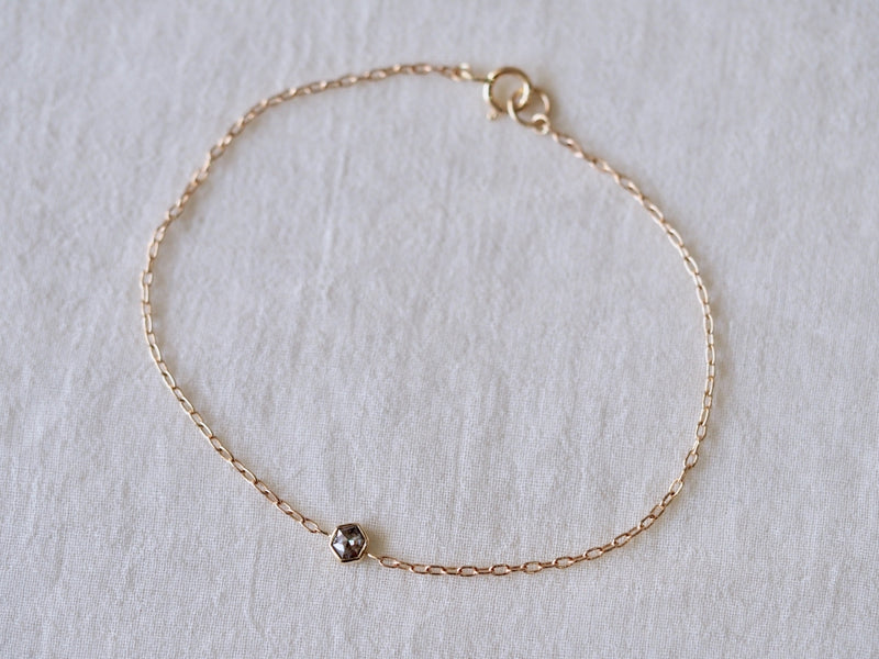 Star Drop Diamond Bracelet