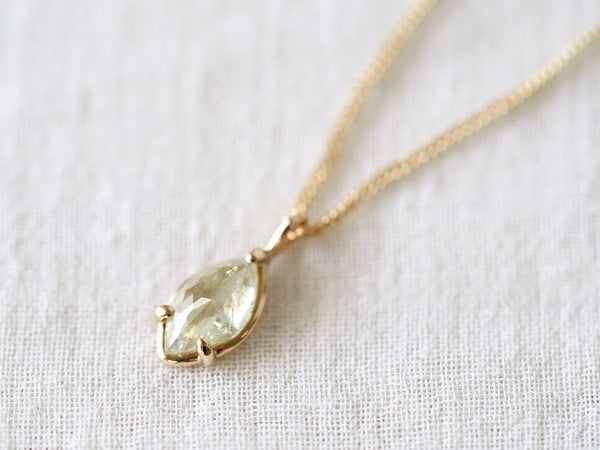 Dew mist Diamond Necklace