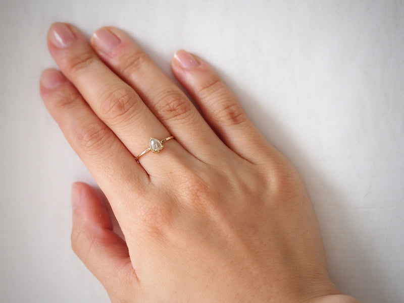 Morning breeze diamond ring