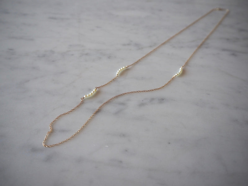 soft wind necklace