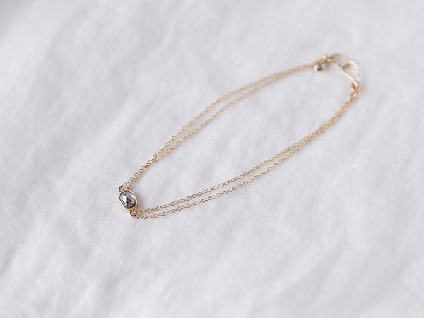 Stella Diamond Bracelet Oval