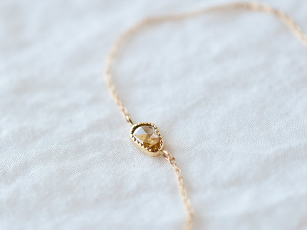 Fragment Diamond Bracelet Tea