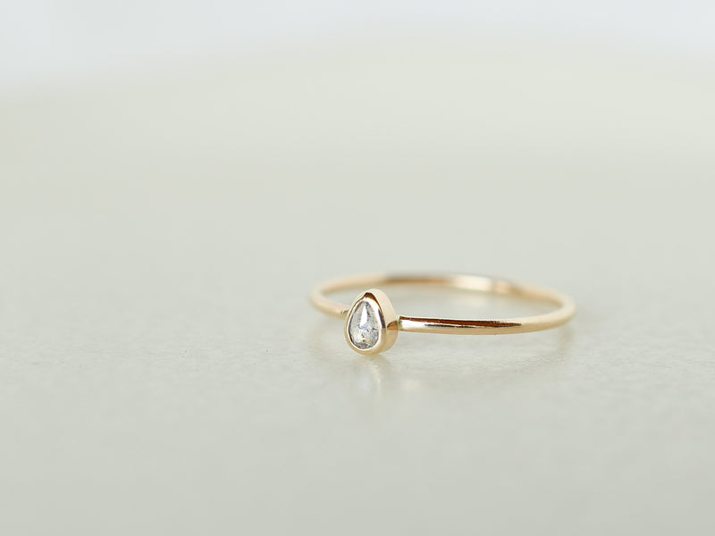 Stella Baby Diamond Ring Drop