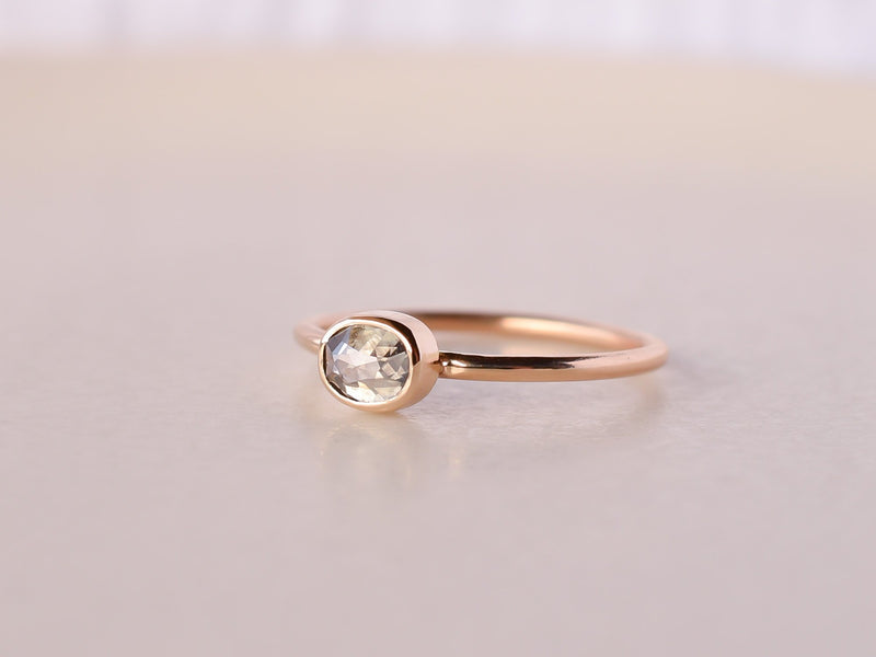 Stella Diamond Daybreak Ring