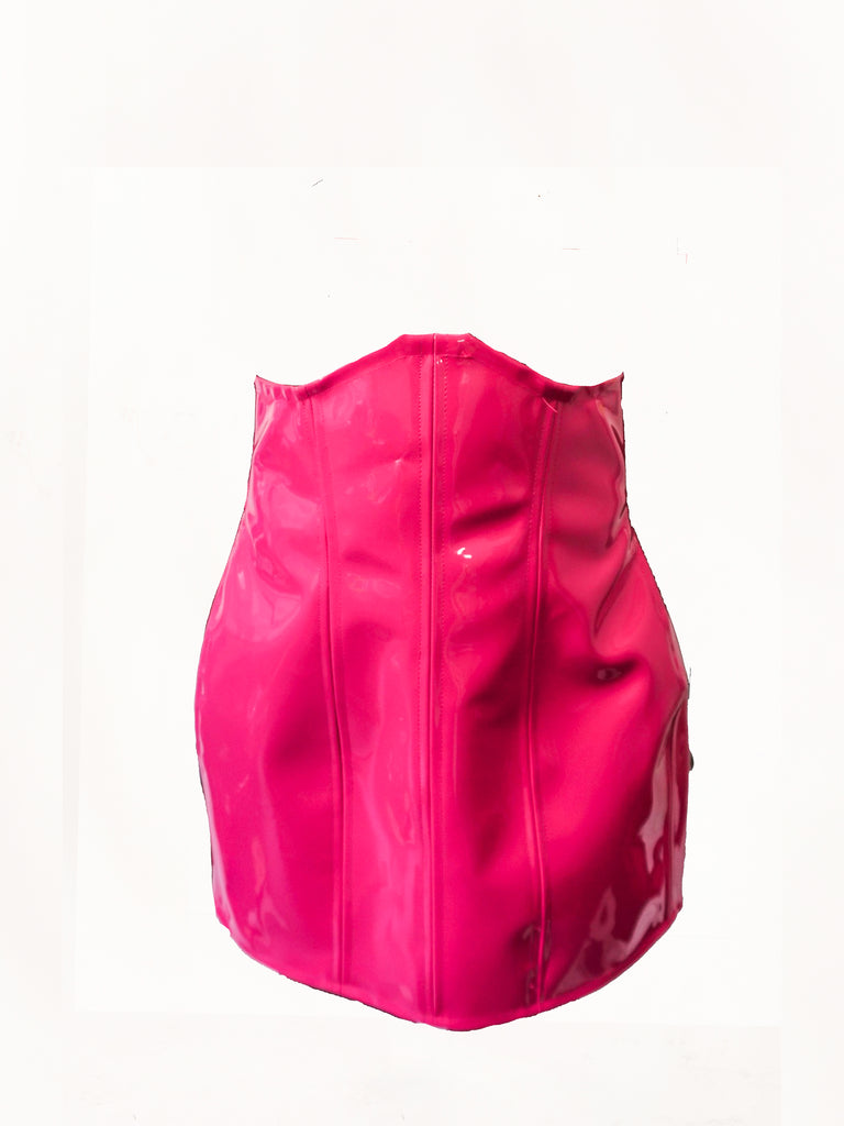 Corset Skirt - Color Pink by GrayScale Made in Downtown Los Angeles