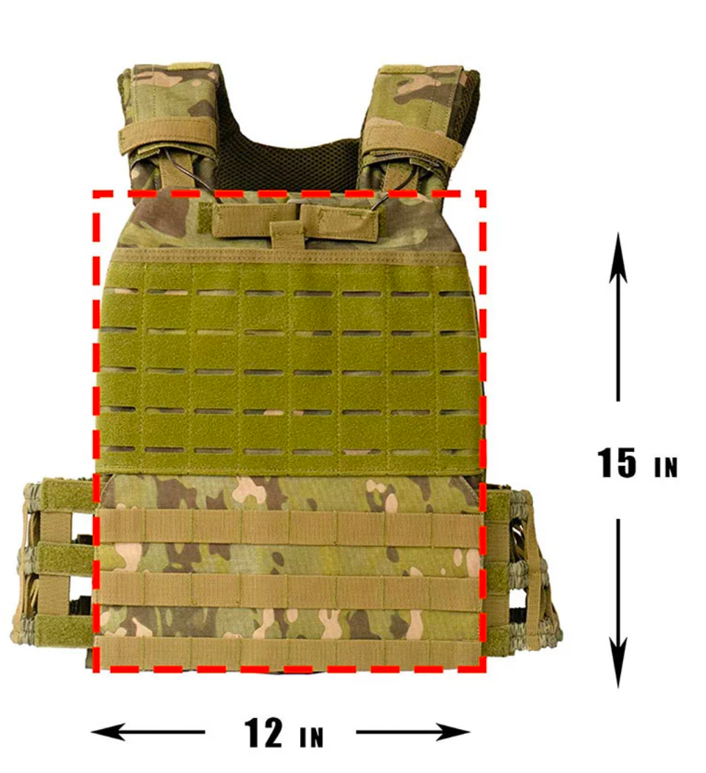 Odin Tactical Weighted Vest