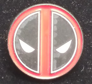 Deadpool Pins