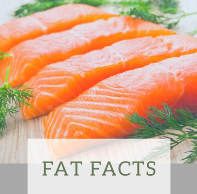 Let's talk some Fat Facts.