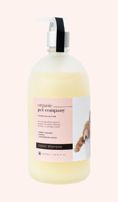 Organic Pet Co Classic Shampoo - Maggies Dog Wellness