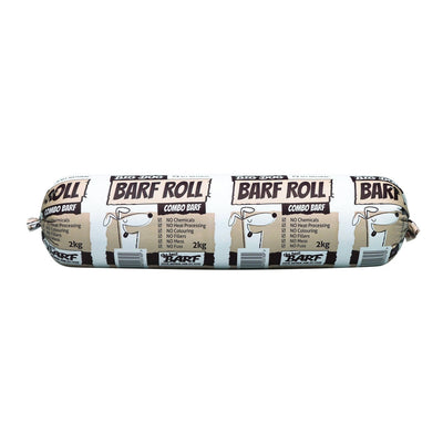 Big Dog Combo Roll 2kg - Maggies Dog Wellness