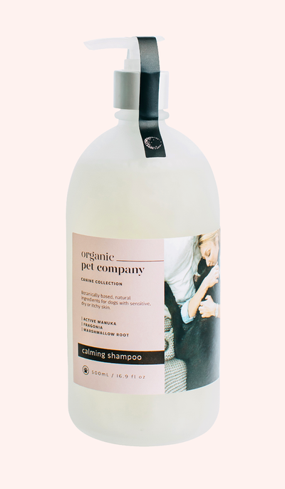 Organic Pet Co Calming Shampoo - Maggies Dog Wellness