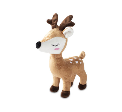 Christmas Deer dog toy - Maggies Dog Wellness
