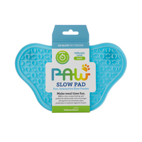 Paw Lick Pad Blue - Maggies Dog Wellness