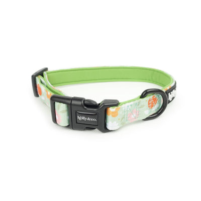 Holly & Co Flower Power Collar - Maggies Dog Wellness