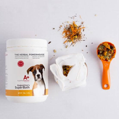 Augustine Approved Superbath 120g - Maggies Dog Wellness