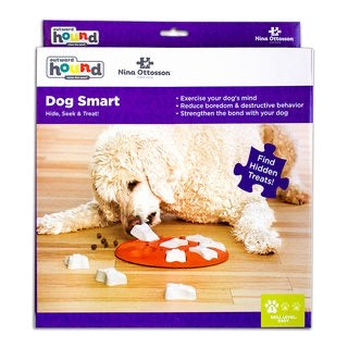 Dog Smart Orange by Nina Ottosson - Maggies Dog Wellness