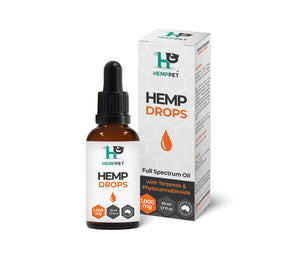 Hemp Drops for Dogs 50 ml