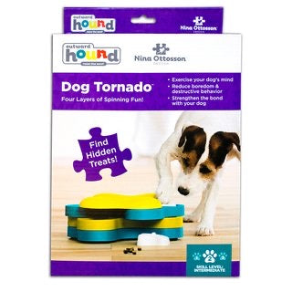 Dog Tornado Blue by Nina Ottosson - Maggies Dog Wellness