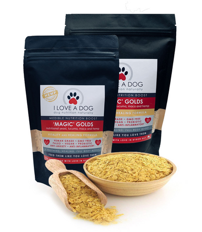I love a Dog - Magic Golds 300g - Maggies Dog Wellness