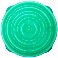 Teal Large Slow Feeder Bowl by Outward Hound - Maggies Dog Wellness