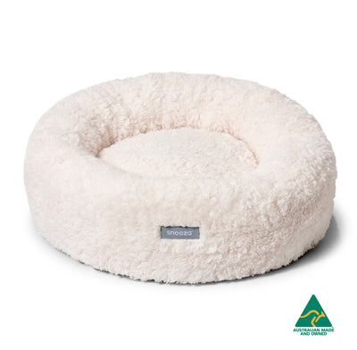 Cuddler Natural - Soothing & Calming Dog Bed - Maggies Dog Wellness