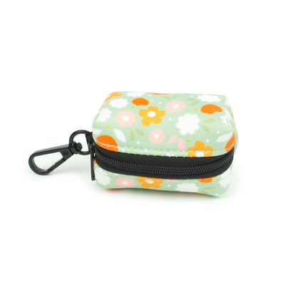 Holly & Co Flower Power Poop Bag Holder - Maggies Dog Wellness