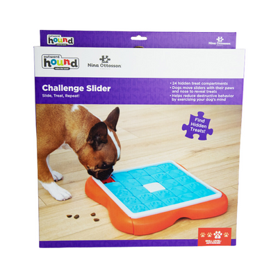 Challenge Slider by Nina Ottosson - Maggies Dog Wellness
