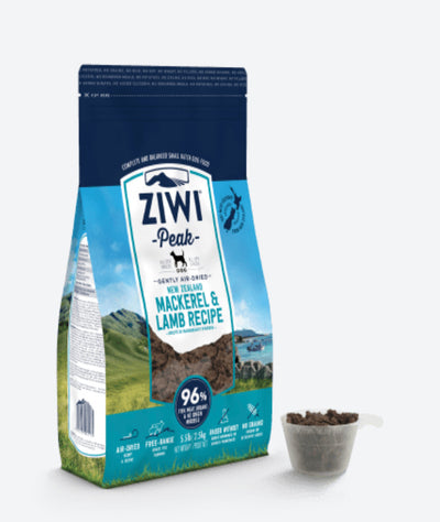Ziwi Peak Lamb & Mackerel 454g - Maggies Dog Wellness
