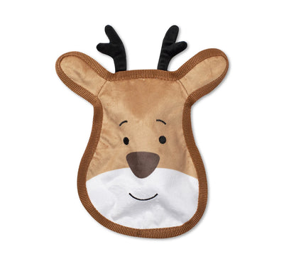 Sleigh all day Reindeer Dog Toy - Maggies Dog Wellness