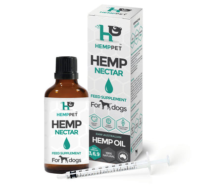 Hemp Nectar 100ml - Maggies Dog Wellness