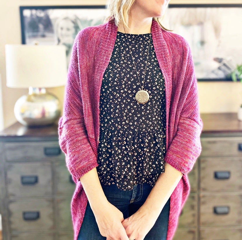 An Easy Makeover for the Canyon Cardigan