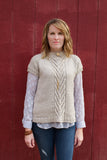 Cabled Gigi Sweater
