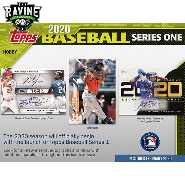 2020 Topps Series 1 PYT 12-Box Case Break #1