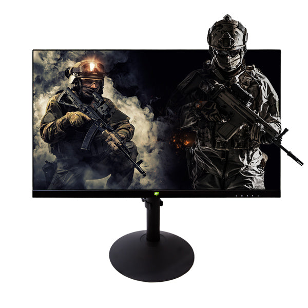 "BoomBoom OneFlash - 24,5"" (240hz Gaming Skærm)"