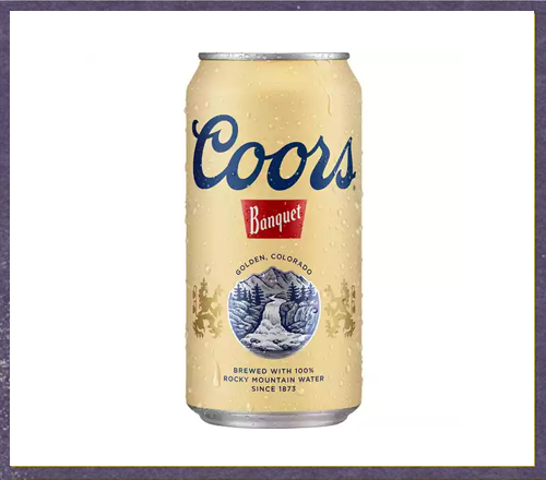 Coors Banquet 6-Pack